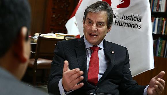 Daniel Figallo se pronunció sobre la huelga médica. (USI)