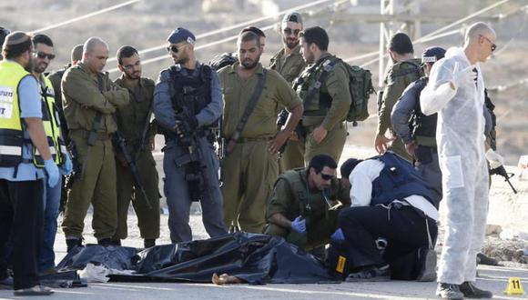 """El portavoz del Ministerio de Sanidad de Palestina, Ashraf al Qedra, confirmó que los tres fallecidos """"tenían entre 12 y 14 años"""".   Foto: EFE"""
