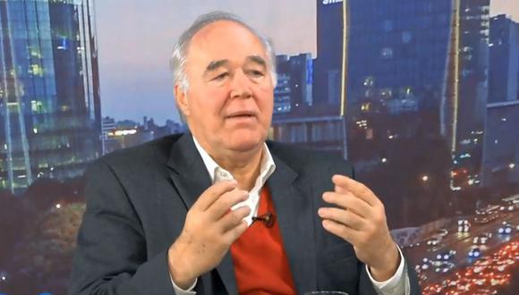 Víctor Andrés García Belaunde habló en el programa 'Cómo es la nuez' de Perú21TV. (USI)
