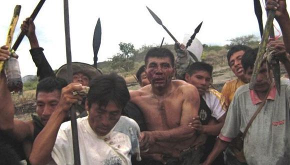 DESDE 2009. Esta es la última imagen del mayor Felipe Bazán, secuestrado por los nativos en Bagua. (Difusión)