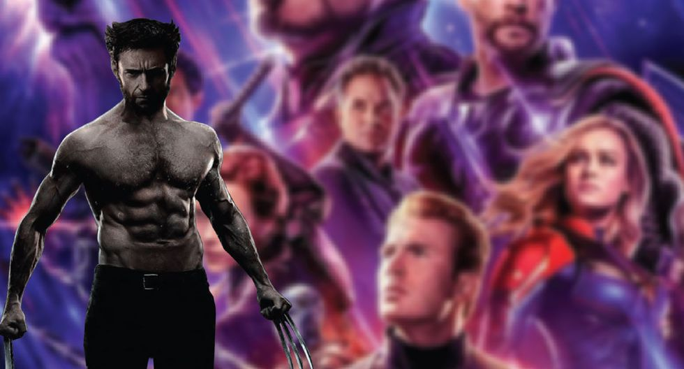 Avengers wolverine