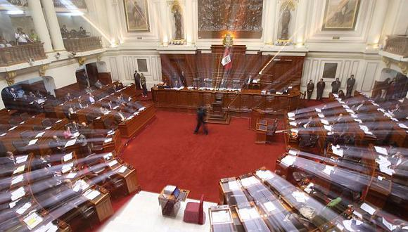 El Congreso consumó la 'repartija'. (Perú21)