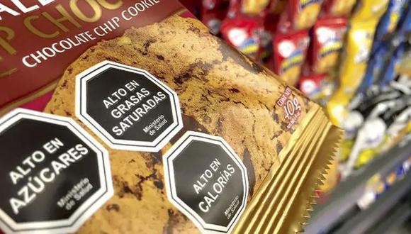 Octógonos de advertencia en productos son obligatorios. (Foto: Colegio de Nutricionistas del Perú)