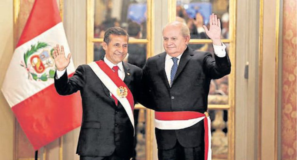 Luz roja. Las afirmaciones de Pedro Cateriano y Ollanta Humala son puestas en tela de juicio. (Perú21)