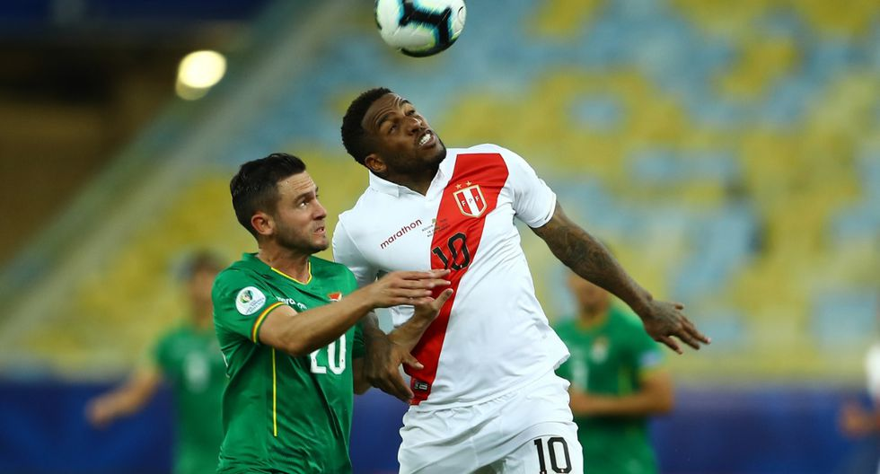 Perú vs. Bolivia por la Copa América Brasil 2019. (Foto: Daniel Apuy/ GEC)