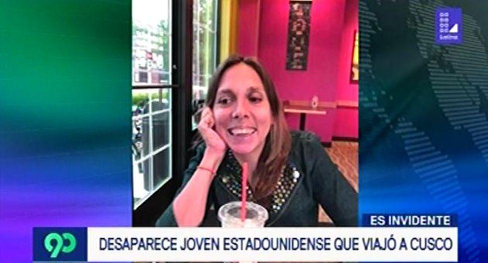 La familia de Carla Valpeos está muy preocupada. (Foto: Captura/Latina)