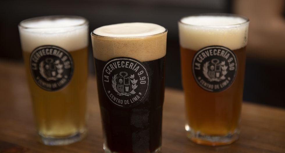 ¡SALUD! Craftsman y Dörcher de Pozuzo son dos cervezas de la casa que están muy buenas. Cada una tiene cuatro estilos. (José Rojas)