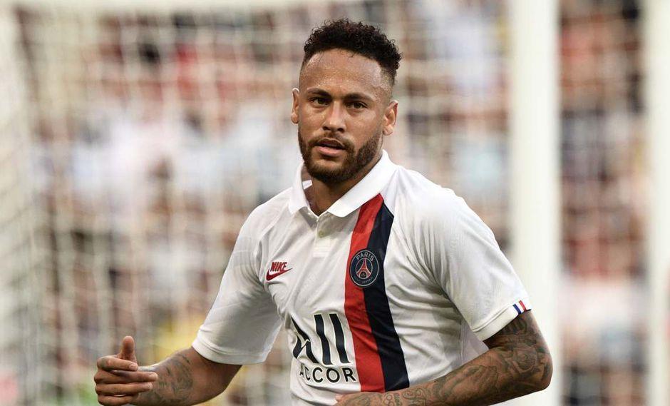 Leonardo, director deportivo de PSG, se refiere al caso de Neymar en el club. (Foto: AFP)