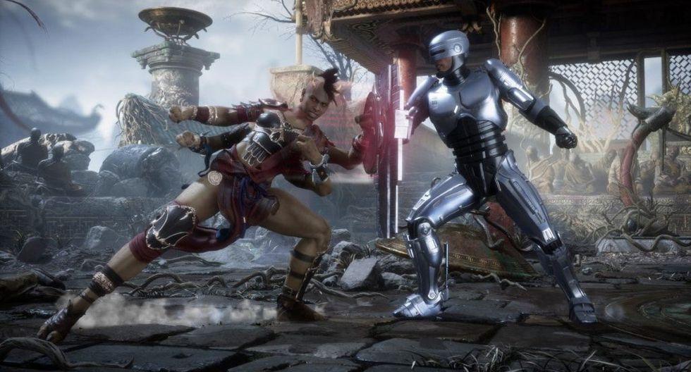'Mortal Kombat 11: Aftermath' estará disponible desde el próximo 26 de mayo.