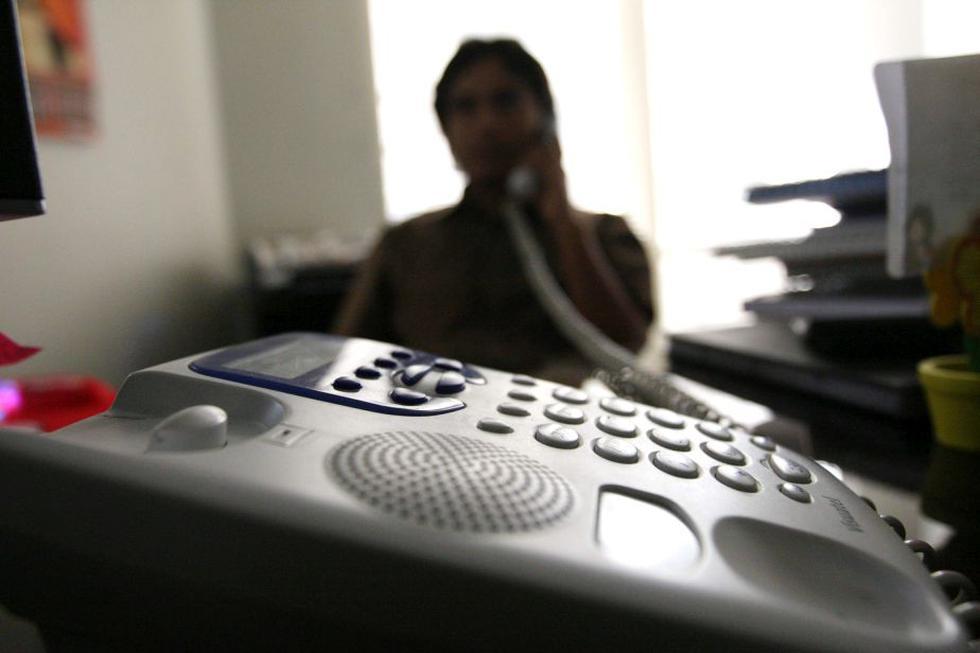 SAMU: Más de 15 mil llamadas falsas se reportaron de un mismo número durante 2017, (Minsa)