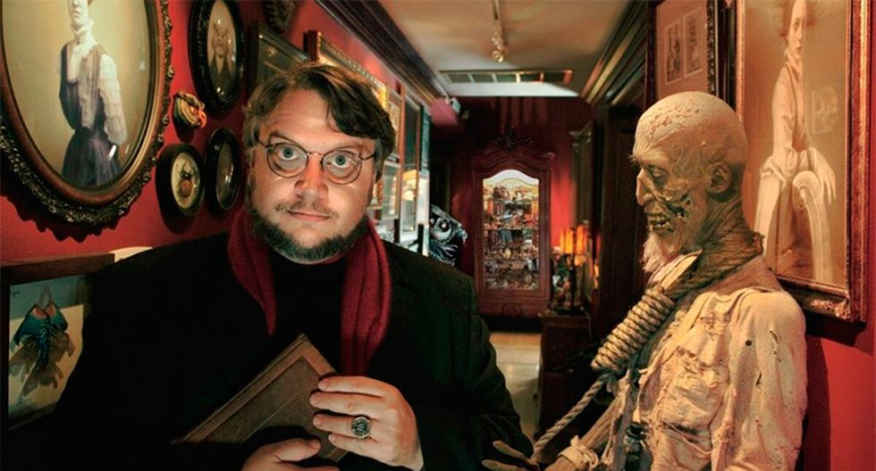 Guillermo del Toro (AFP)