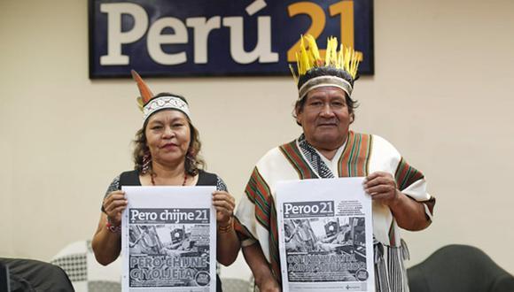 Rittma Urquía y Edgar Barrientos son interpretes y traductores oficiales certificados por el Ministerio de Cultura.