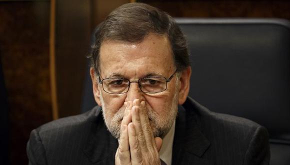 España: Mariano Rajoy rechaza ser candidato a presidente del Gobierno. (AP)