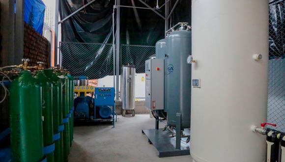 Con la adquisición de estas cuatro nuevas plantas generadoras de oxígeno medicinal, Ayacucho contaría con 10 plantas en toda la región (Foto: Minsa)
