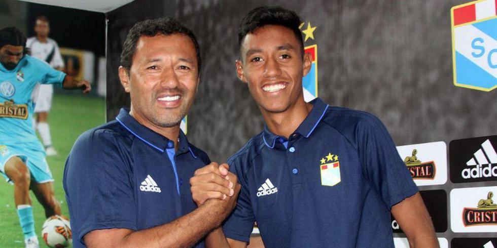 Brandon Palacios, hijo del 'Chorri', jugará ahora en Deportivo San Martín, tras su paso por UTC. (Foto: Depor)