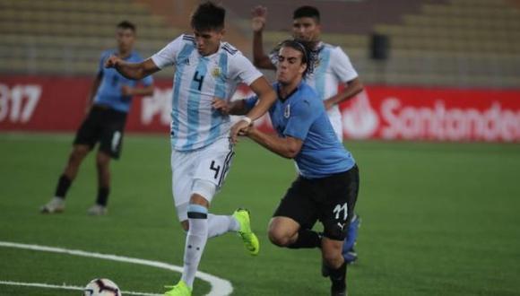 Argentina vs. Colombia: chocan por fecha 2 del Sudamericano Sub 17. (Foto: Selección de Argentina)