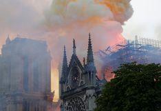 Notre Dame de París, un edificio emblemático de Francia