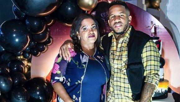 Jefferson Farfán dedicó emotivo mensaje a su madre Rosario Guadalupe. (Instagram)