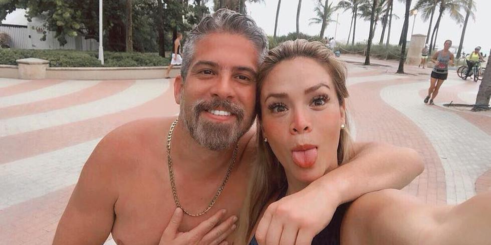 Sheyla Rojas y Pedro Moral, ¿cómo se conocieron? La historia de amor que se acabó antes del matrimonio (Foto: Facebook de Sheyla Rojas)
