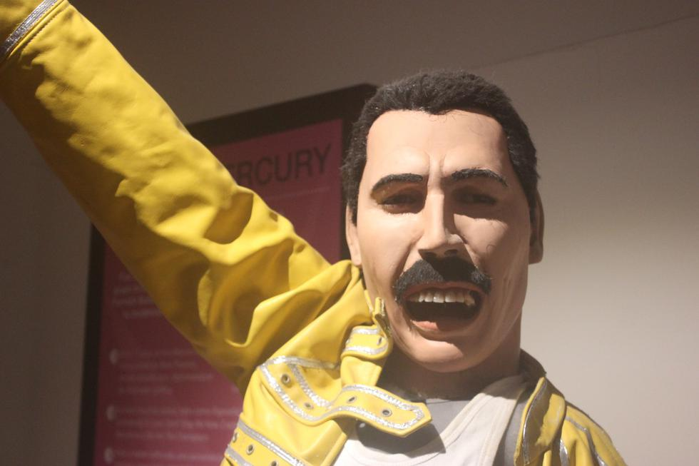 Freddie Mercury (Alvaro Treneman)
