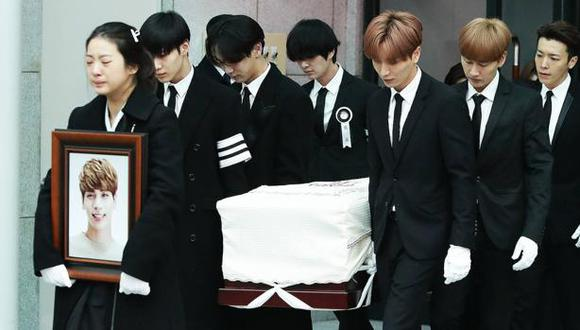 Tragedias del K-pop: actores y cantantes coreanos que han muerto en los últimos dos años. (Foto: Referencial/ All-K-pop)