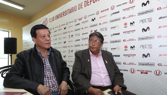 Las administraciones temporales que estuvieron al mando de Universitario de Deportes no dejan de pelearse. (Foto: GEC)