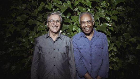 Caetano Veloso y Gilberto Gil son algunos de los firmantes de la carta abierta. (Facebook Gilberto Gil)