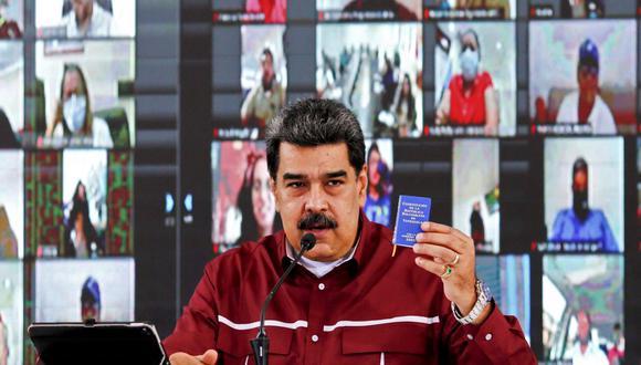 Venezuela volverá a recibir vuelos comerciales provenientes de República Dominicana, México y Turquía en diciembre. (Foto: JHONN ZERPA / AFP)