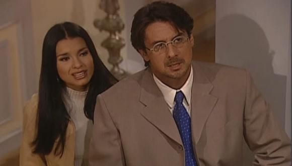 Víctor Mallarino alcanzó la fama internacional con La Baby Sister, teleserie que protagonizó con Paola Rey (Foto: Caracol Tv)