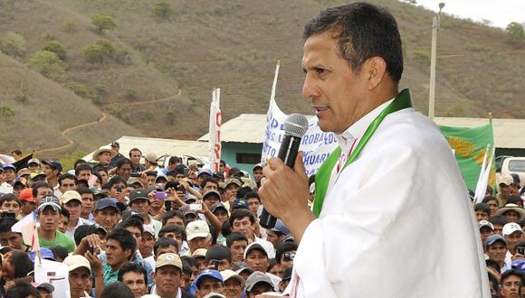 """No hubo política social"", dice. (Andina)"