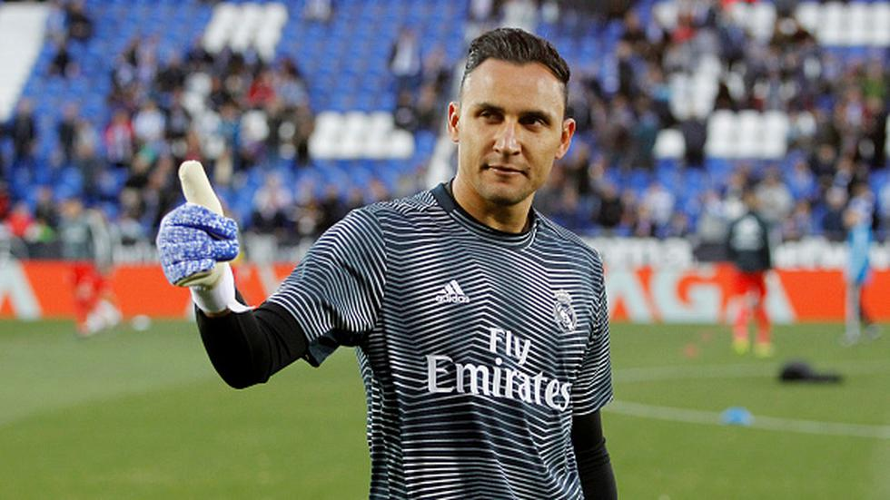 El domingo 19 será el último partido con la camiseta del Real Madrid de Navas. (Getty)