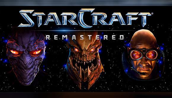Starcraft Remastered (Foto: Starcraft)