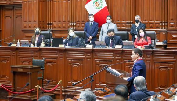 (Foto: Congreso del Perú)