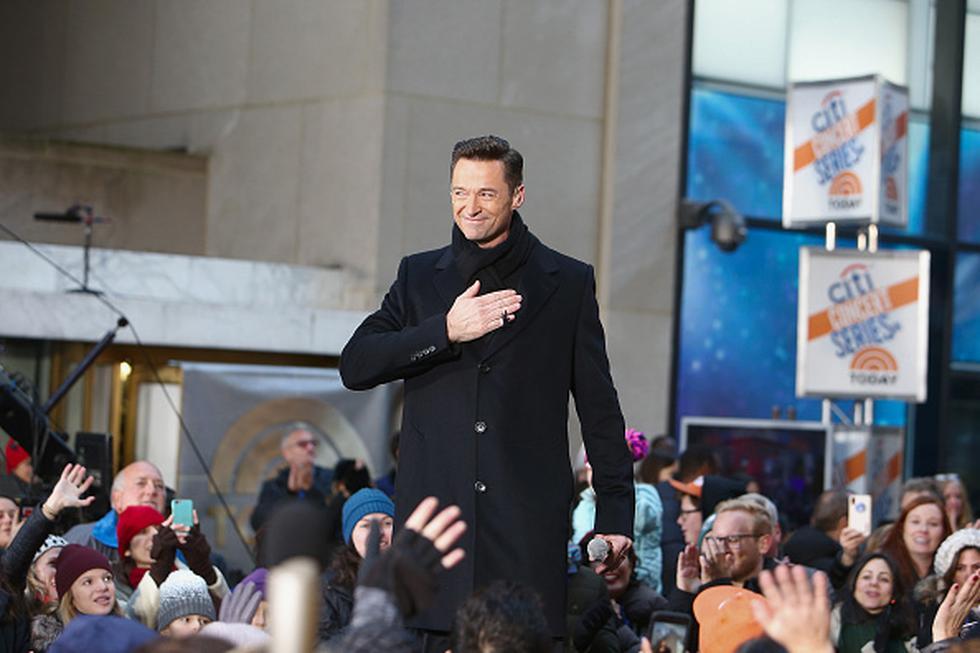 """El actor se despidió del personaje de """"Wolverine"""" en la última cinta """"Logan"""". (Getty)"""