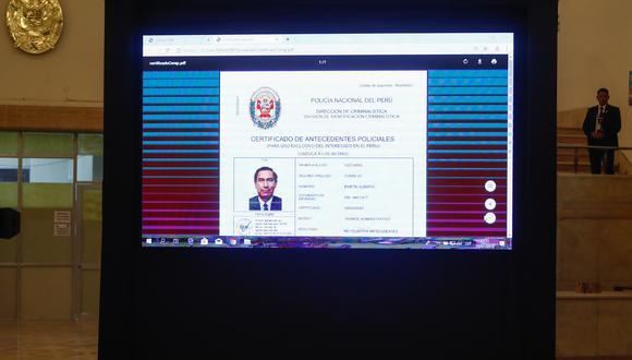 La emisión de certificados digitales gratuitos será factible de ser financiado con cargo a los recursos de Reniec. (Foto: Cesar Campos / GEC)