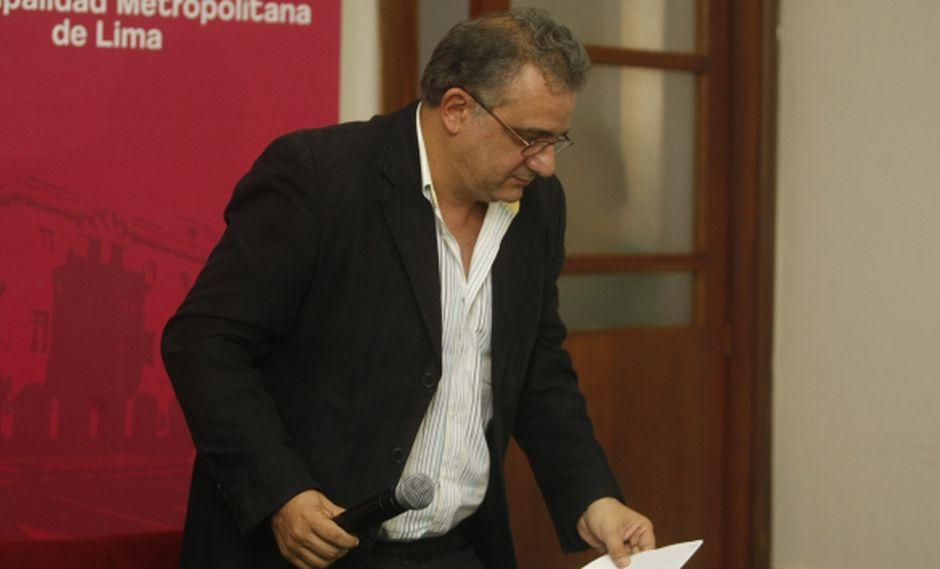 PPC presenta queja contra Gustavo Guerra García por Susana Villarán. (Mario Zapata)