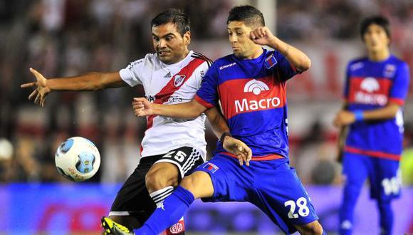 Leguizamón viene de Tigre. (AP)
