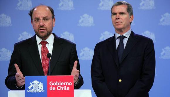 CONFORME. Gobierno chileno está satisfecho con los plazos establecidos por la Corte de La Haya. (EFE)