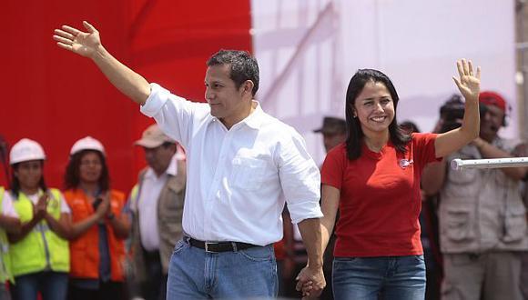 La pareja presidencial ya da que hablar en corrillos financieros. (David Vexelman)