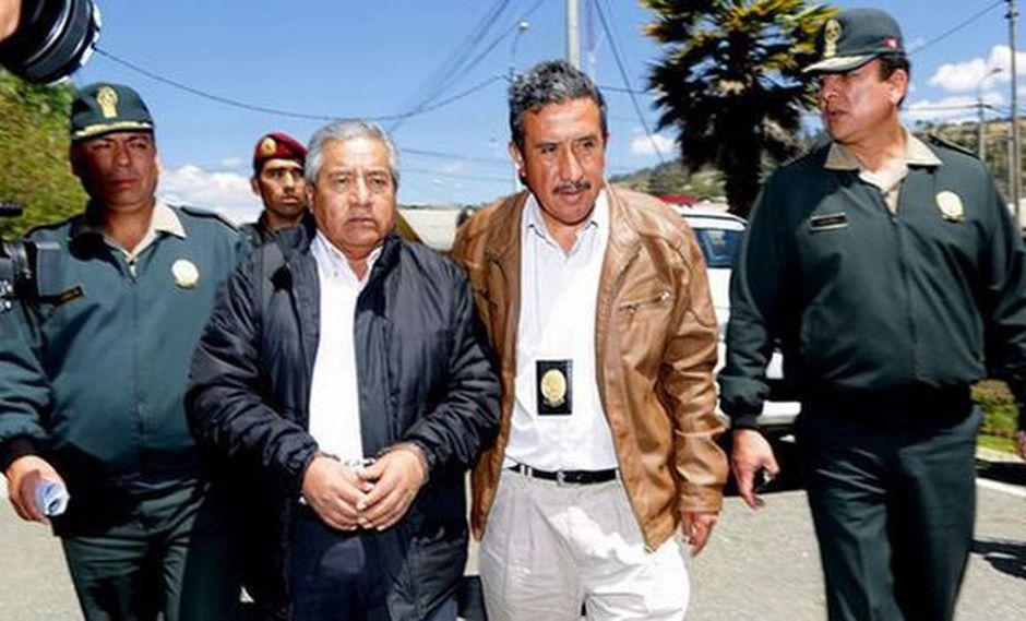 Fue trasladado a la comisaría de Huaraz. (Andina)