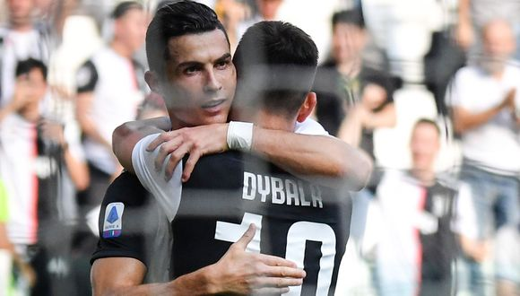 Juventus vs Bayer Leverkusen se enfrentan este martes 1 de octubre por la segunda fecha del Grupo D de la Champions League | Foto: AFP