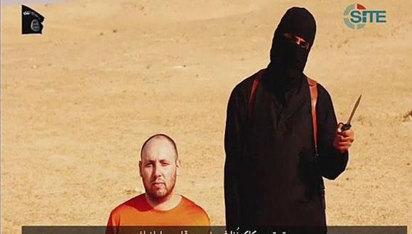 Rehenes del Estado Islámico son colgados de cabeza. (Reuters)