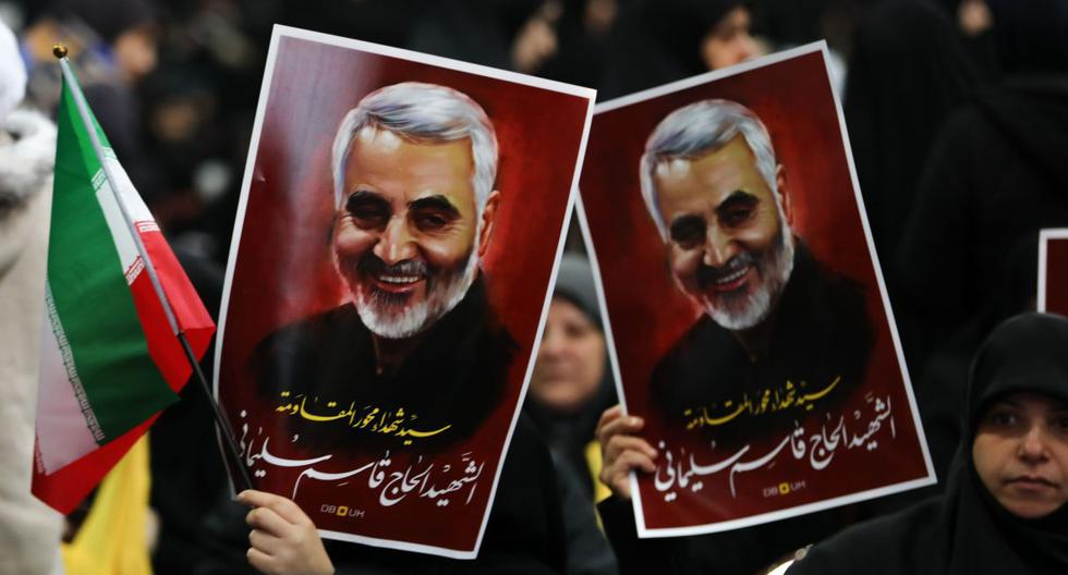 También se señaló que Irán está vigilando las distintas bases de Estados Unidos en la región y a sus tropas. (Foto: AFP)