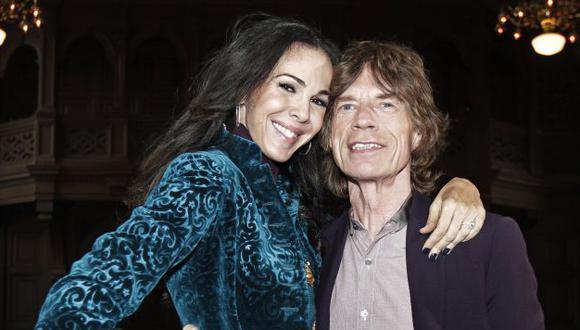 En tanto, Rolling Stones cancelaron presentación y se solidarizaron con Jagger. (AP)