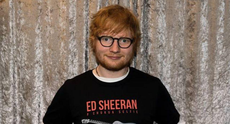 Ed Sheeran sorprende al anunciar un nuevo disco (@EdSheeranMusic)