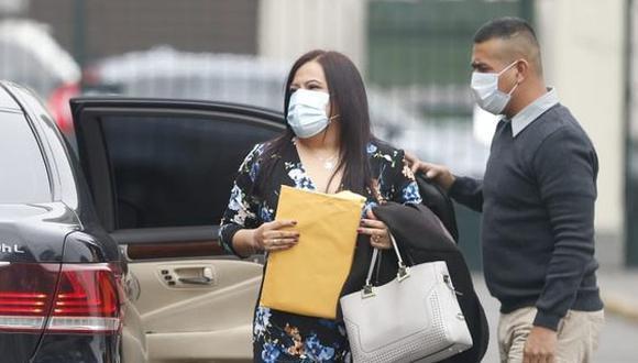 Mirian Morales contrató irregularmente a una familiar de segundo grado de afinidad según informe de la Contraloría (GEC).