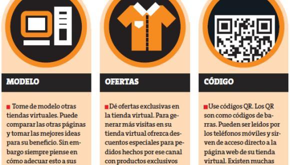 Brinde productos exclusivos para generar más visitas. (Perú 21)