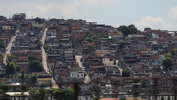 Jacarepagua, Cidade de Deus, Río das Pedras, Guaratiba, Rocinha y Maré son algunas de las favelas donde se han registrado estos hechos. (GETTY)
