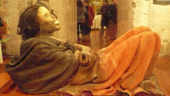 La Dama de Ampato fue hallada en 1995 y su historia será llevada al cine. (GEC)