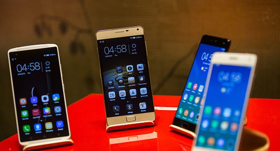 Estos smartphones de Motorola llegarán a lo largo del 2018. (Getty Images)